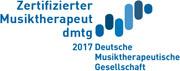 Logo Zertifizierter Musiktherapeut dmtg